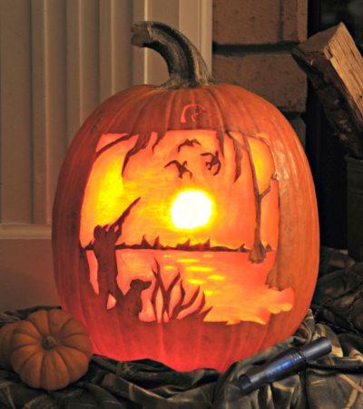 The Halloween Flight